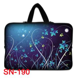 17 Laptop Notebook Sleeve Case Bag Cover+Hide Handle for 17.3 HP