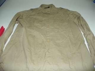 Polo Ralph Lauren Uniform Cotton Dress Shirt 17 x 35/36