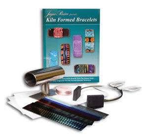 Fused Glass Bracelet Kit glass fusing bracelet mold kit