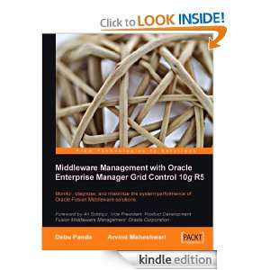 Middleware Management with Oracle Enterprise Manager Grid Control 10g