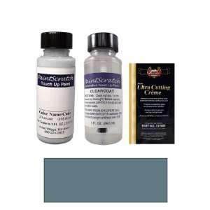 Oz. Atlantic Blue Pearl Metallic Paint Bottle Kit for 2003 Dodge Ram