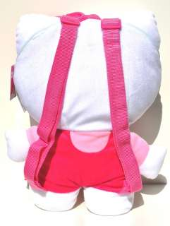 Hello Kitty Body Plush Backpack Bag
