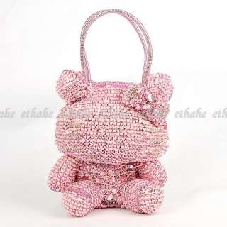 Hello Kitty Anteprima Handmade Bag Handbag Pink EIGERL