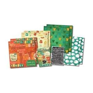 New   Karen Foster Lets Get Together Page Kit 12X12 by