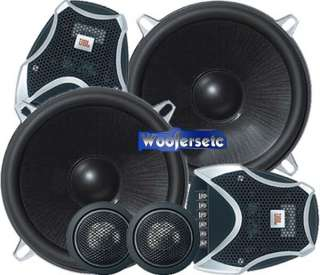 GTO507C   JBL 5.25 2 Way Grand Touring Series Component Speaker
