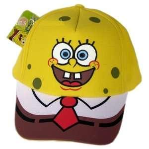 com Nickelodeon Spongebob Squarepants Smiley Suit Child Cap Spongebob