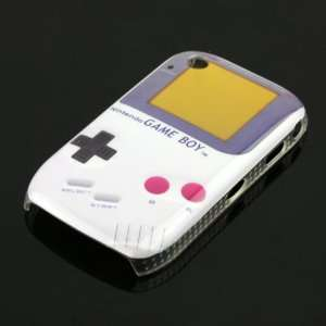New Game Boy Design Case Cover Skin Protector for Blackberry 8520/8530