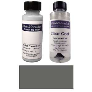 Oz. Iron Gray Metallic Paint Bottle Kit for 1997 Honda Passport (849