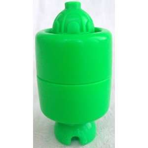 Building System   Jungle Block Bucket, Green Replacement Figure Toy