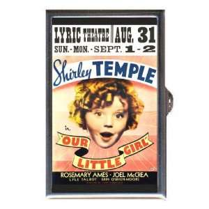 SHIRLEY TEMPLE OUR LITTLE GIRL 35 Coin, Mint or Pill Box