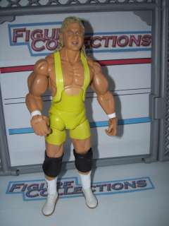 Classic Superstars Deluxe Aggression Mr Perfect Figure Curt Hennig
