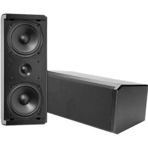 Technologies CM250LCR 5 1/4 Dual 2 WAY Bookshelf Speaker Electronics