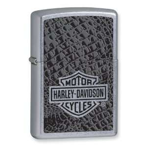 Zippo Harley Davidson Street Chrome Lighter Jewelry