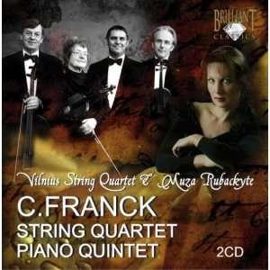 String Quartet/Piano Quartet Muza Rubackyte Music