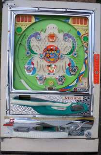 Restoration Manual for Mizuho Pachinko Machines on DVD