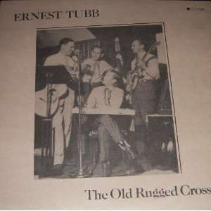rugged cross GOLDEN COUNTRY 2215 (LP vinyl record) ERNEST TUBB Music