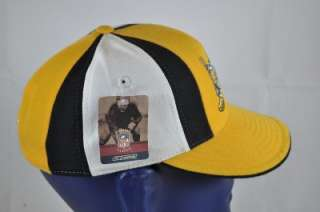 WHITE PITTSBURGH STEELERS 1954 LOGO FITTED CAP(HATS28)7 1/2