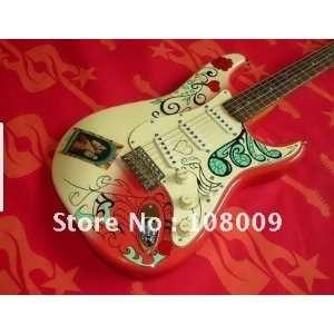 1997 jimi hendrix custom shop monterey guitar Musical Instruments
