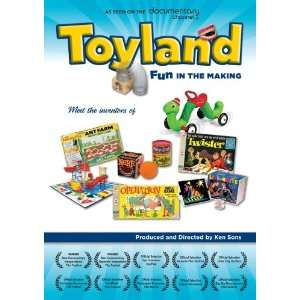Toyland Tim Walsh, Betty James, Reyn Geyer, John Spinello