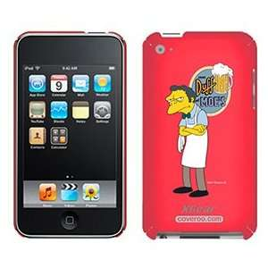 Moe Syzlak from The Simpsons on iPod Touch 4G XGear Shell