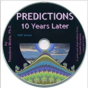 Predictions 10 Years Later (9782970021667) Theodore Modis Books
