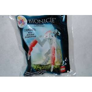 Happy Meal 2008 Lego Bionicle Mistika Krika Toy #1 Toys & Games