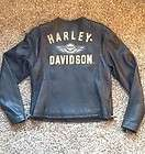 Harley Davidson 100th Anniversary Leather Centennial Jacket Women