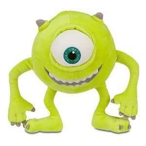 Monsters Inc. Plush Mike Wazowski (8in) Plush Toy Figure: Toys & Games