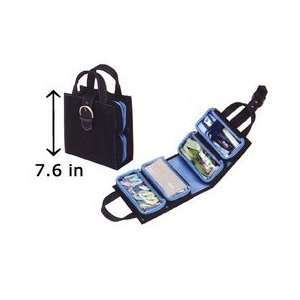 Therm O Web Embellishment Tote, Black/Blue: Arts, Crafts & Sewing