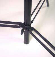 HEAVY WEIGHT STEEL TRIPOD LIGHTING STAND 13+ FT 4M HIGH
