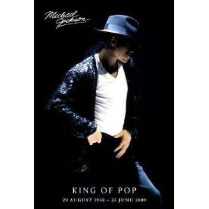 Michael Jackson Poster #31937 King of Pop Toys & Games