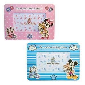 FREE SHIPPING Disney Baby Boy Girl Mickey Minnie Mouse Photo Frame