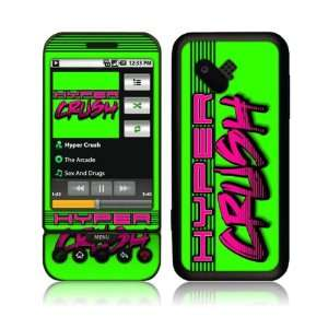 MS HYPE10009 HTC T Mobile G1  Hyper Crush  Logo Skin: Electronics