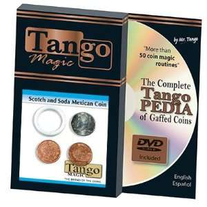 Scotch And Soda Mexican Coin by Tango: Toys & Games