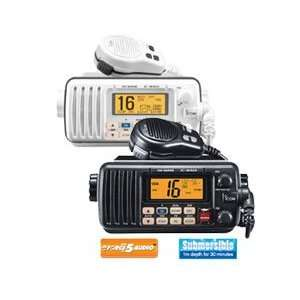 ICOM M422 VHF Marine Radio, Submersible , with External GPS Receiver