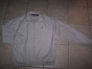 Mens Microfiber Bermuda Greens Golf jacket Medium #7