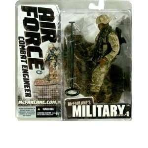 McFarlane Toys 6 Military Series 4   Air Force Combat