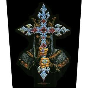 XLG Alchemy Inquisitor Skull Cross Offical Jacket Patch