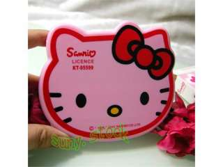 cute HELLO KITTY Head 4.4 Shaped Portable Basic Calculator M25