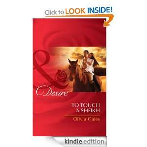 To Touch a Sheikh (Mills & Boon Desire) (Pride of Zohayd   3 of 3