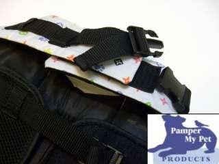 Paws Aboard Dog Life Jacket Safety Vest  30 day Returns 0187277000053