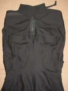 Junya Watanabe Comme des Garcons black skirt $800 NEW S