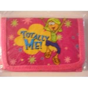Lizzie McGuire Girls Tri Fold Wallet ~ Pink Toys & Games