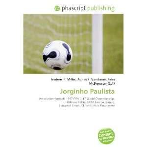 Jorginho Paulista (9786134115131): Books