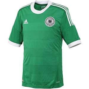 BNWT 2012 Adidas GERMANY DEUTSCHLAND Away Soccer Jersey Football Shirt