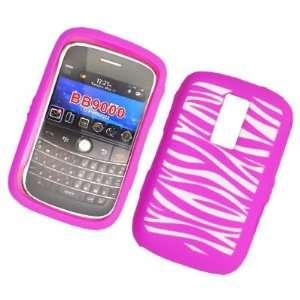 RIM Blackberry Bold 9000 Laser Skin Case Rubber Silicone