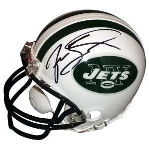 Jason Taylor Autographed New York Jets Mini Helmet