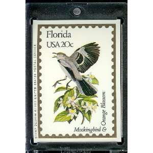 1991 Bon Air Florida Stamp Replica Trading Card #9  Sports