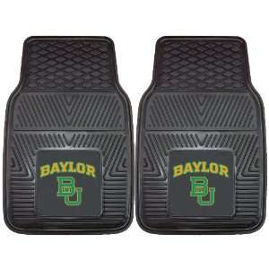 Custom Made   11770   Baylor Heavy Duty 2 Piece Vinyl Car Mats 18x27