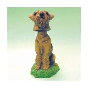 Swibco Inc Airedale Terrier Dog Bobble Head Toys & Games